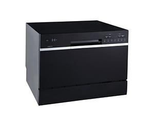 best dishwasher under 500 edgestar dwp62bl portable countertop dishwasher