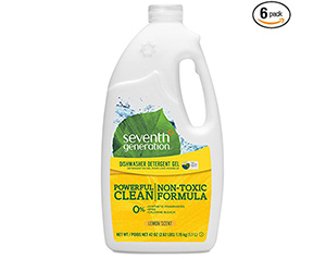 Best Natural Dishwasher Detergents: 2018 Reviews