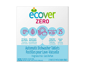 best ecover zero automatic dishwasher detergent