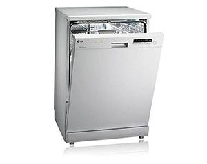 best LG D1452WF dishwasher