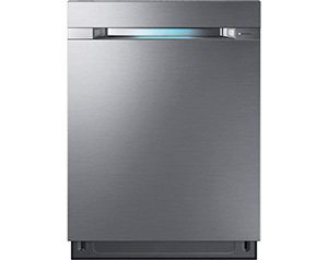 best samsung dw80m9960US high end dishwasher