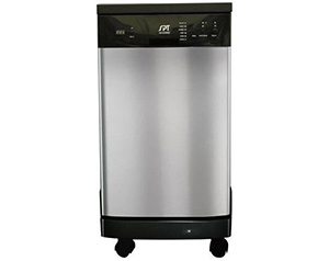 best spt sd 9241SS 18 inch dishwasher