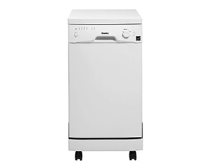 best danby ddw1801mwp 18 inch dishwasher