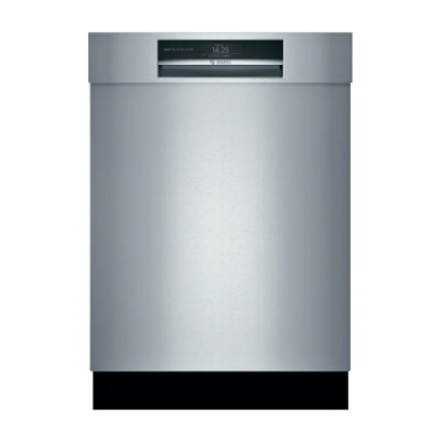 best high end dishwasher bosch benchmark series