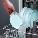 Best dishwasher loaded with plates