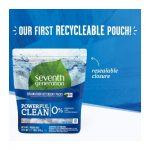 Seventh Generation Fragrance-Free Dishwasher Detergent Pack