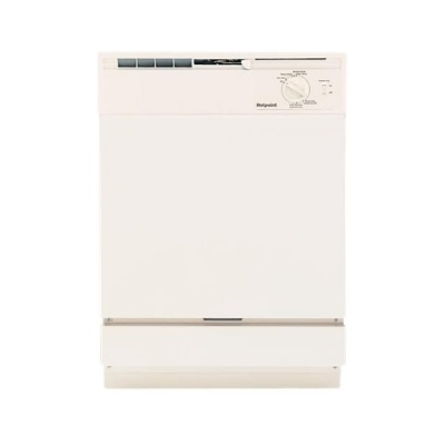 Hotpoint HDA2100HCC 24-Inch Full Console Dishwasher best budget dishwashers 2020