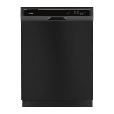 """Whirlpool WDF331PAHB 24"""" Tall Tub Built-In Dishwasher best budget dishwashers"""