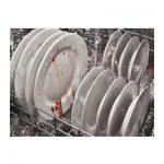 Whirlpool WDT750SAHZ Dishwasher inside washing