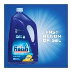 Finish Dishwasher Detergent Gel Liquid