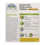 IF YOU CARE Automatic Dishwasher Tablets