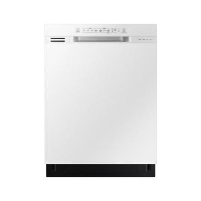 Samsung DW80N3030UW Front Control Dishwasher