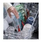 GE GDP645SYNFS Dishwasher interior rack