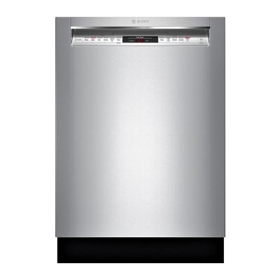 "Bosch SHEM78W55N 800 Series 24"" Recessed Handle Dishwasher"