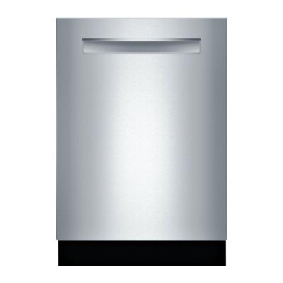"Bosch SHPM65Z55N 500 Series 24"" Top Control Built-In Dishwasher"