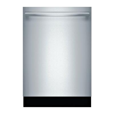 "Bosch SHXM65Z55N 500 Series 24"" Top Control Built-In Dishwasher"
