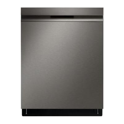 LG LDP6810BD Top Control Dishwasher with QuadWash