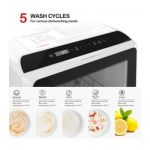 NOVETE TDQR01 Portable Dishwasher