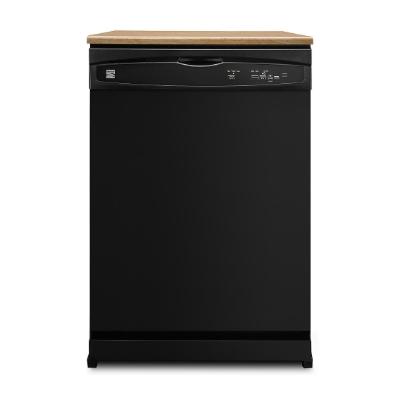 """Kenmore 17489 24"""" Portable Dishwasher"""