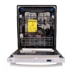 SPT SD-6502W Built-In 3 Rack Dishwasher