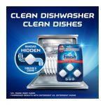 Finish In-Wash Dishwasher Cleaner