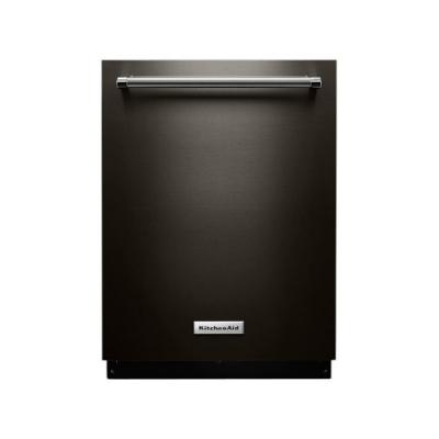 KitchenAid KDTM354EBS Tall Tub Dishwasher With Adjustable Tines