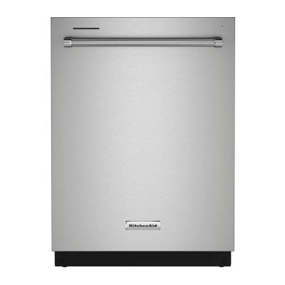 KitchenAid KDTE204KPS Top Control Quiet Dishwasher